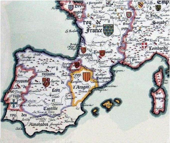 Europa en 1325